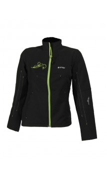 Softshell Hi-Tec Lady Brown damski