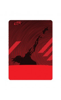 Chusta 4 Fun Kite Red Polartec