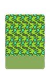 Chusta 4 Fun Lizard Green Polartec
