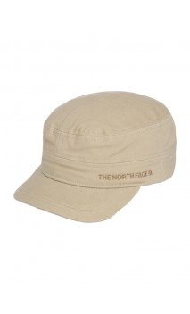 Czapka The North Face Logo Military Hat uni