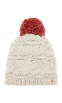 Czapka zimowa The North Face W Triple Cable Pom Beanie damska