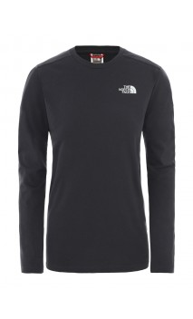 Bluza The North Face W L/S Simple Dome Tee damska