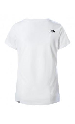 Koszulka The North Face W NSE Tee damska