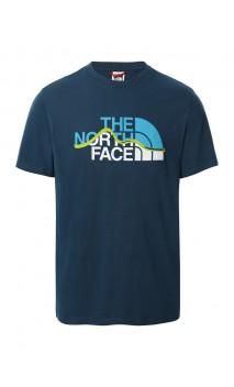 Koszulka The North Face M Mountain Line Tee męska